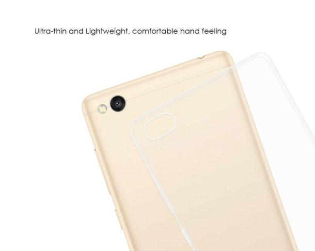 Xiaomi Redmi 4A камера