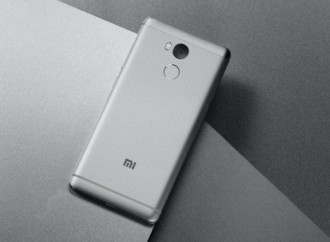 Xiaomi Redmi 4 Prime камера