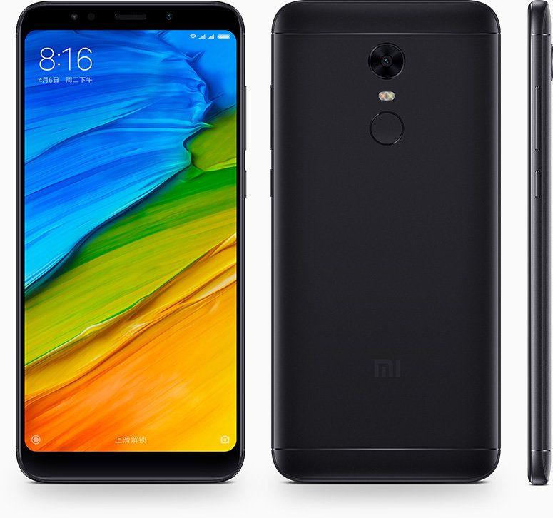 Смартфон Xiaomi Redmi 5 Plus — цена, обзор, характеристики