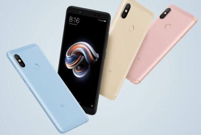 телефон Xiaomi Redmi 6 Pro