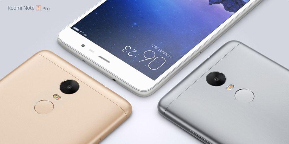 Экран Xiaomi Redmi Note 3 Pro