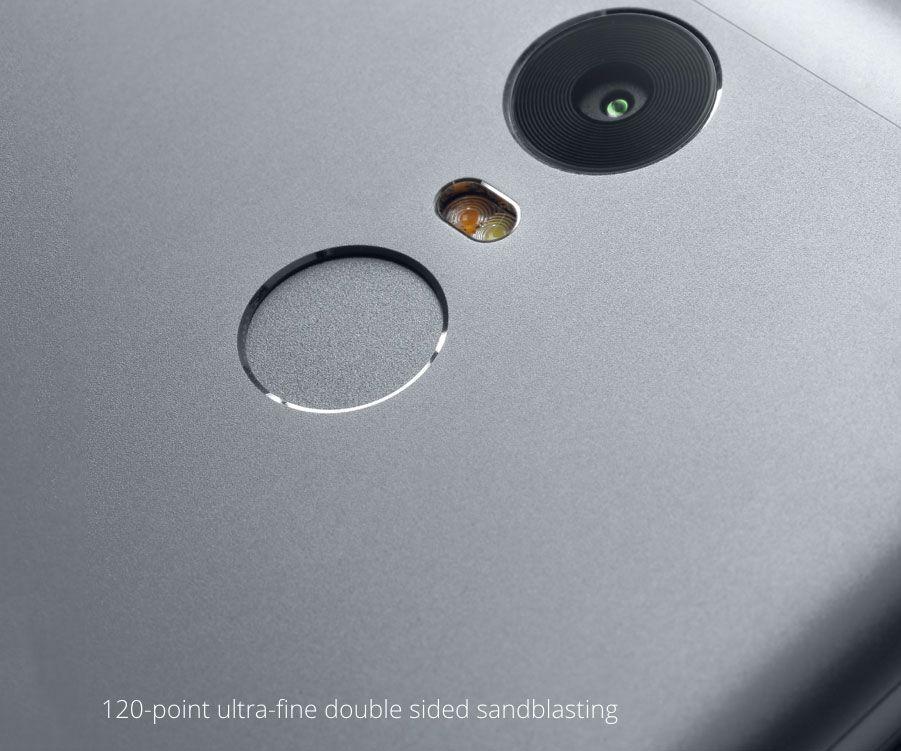 Камера Xiaomi Redmi Note 3 Pro
