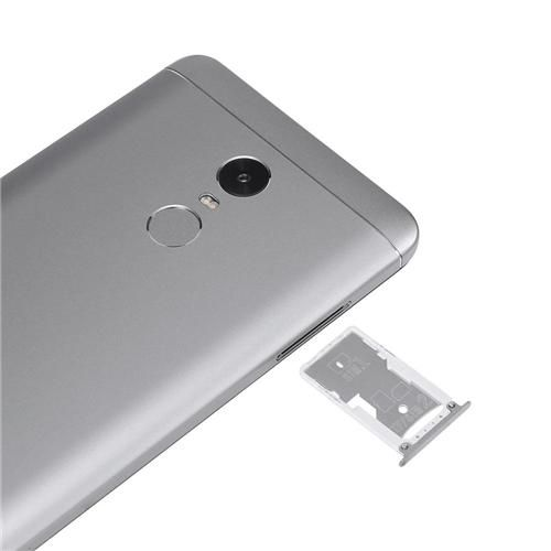 Xiaomi Redmi Note 4X слот