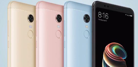 Xiaomi Redmi Note 5 камера