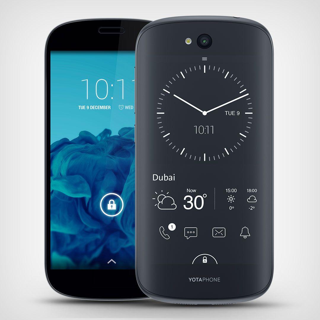 Смартфон YotaPhone 3 — дата выхода, обзор