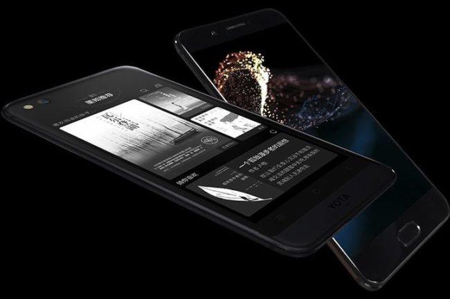YotaPhone 3 внешний вид