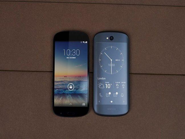 телефон YotaPhone 3