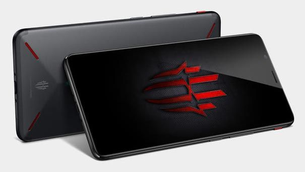 Nubia Red Magic экран