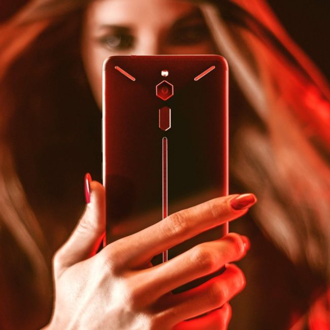 ZTE Nubia Red Magic камера