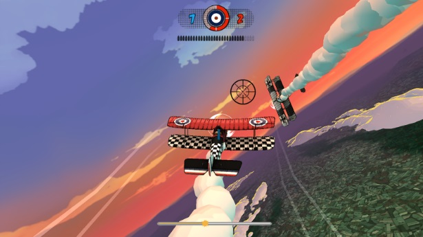 Ace Academy: Skies of Fury на Андроид