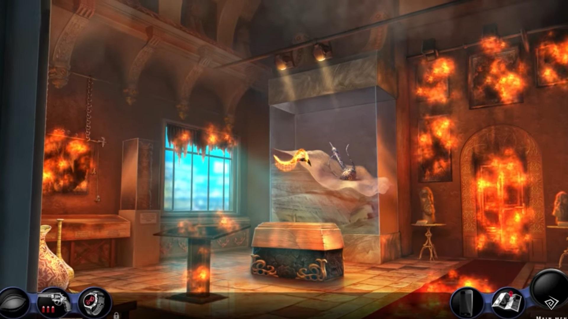 Adam Wolfe: Dark Detective Mystery Game на Андроид
