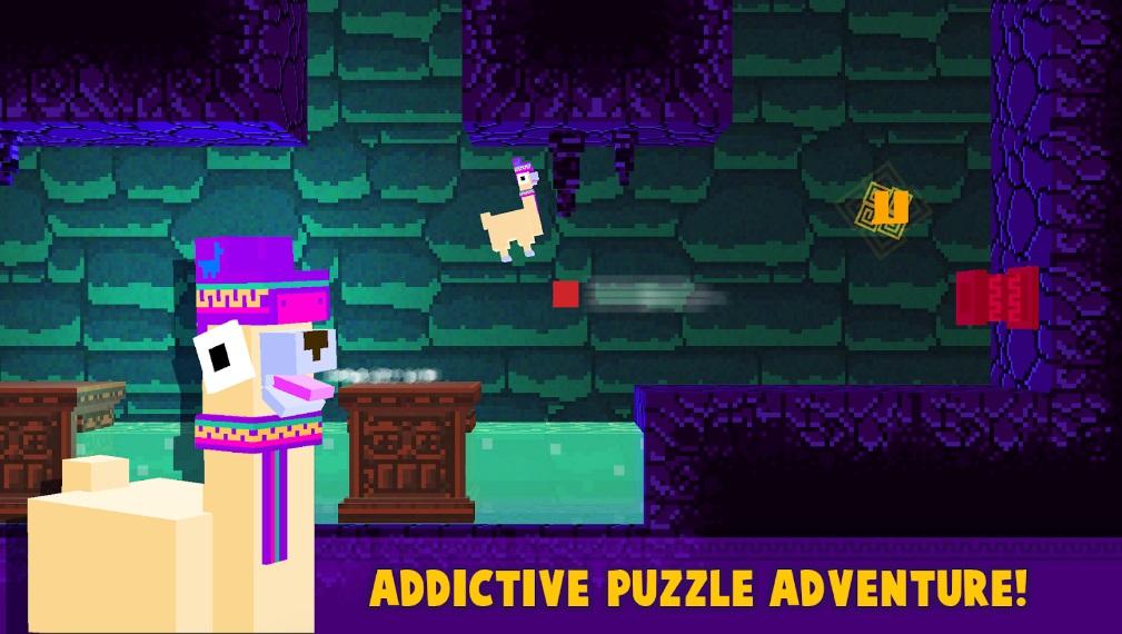 Adventure Llama на ПК