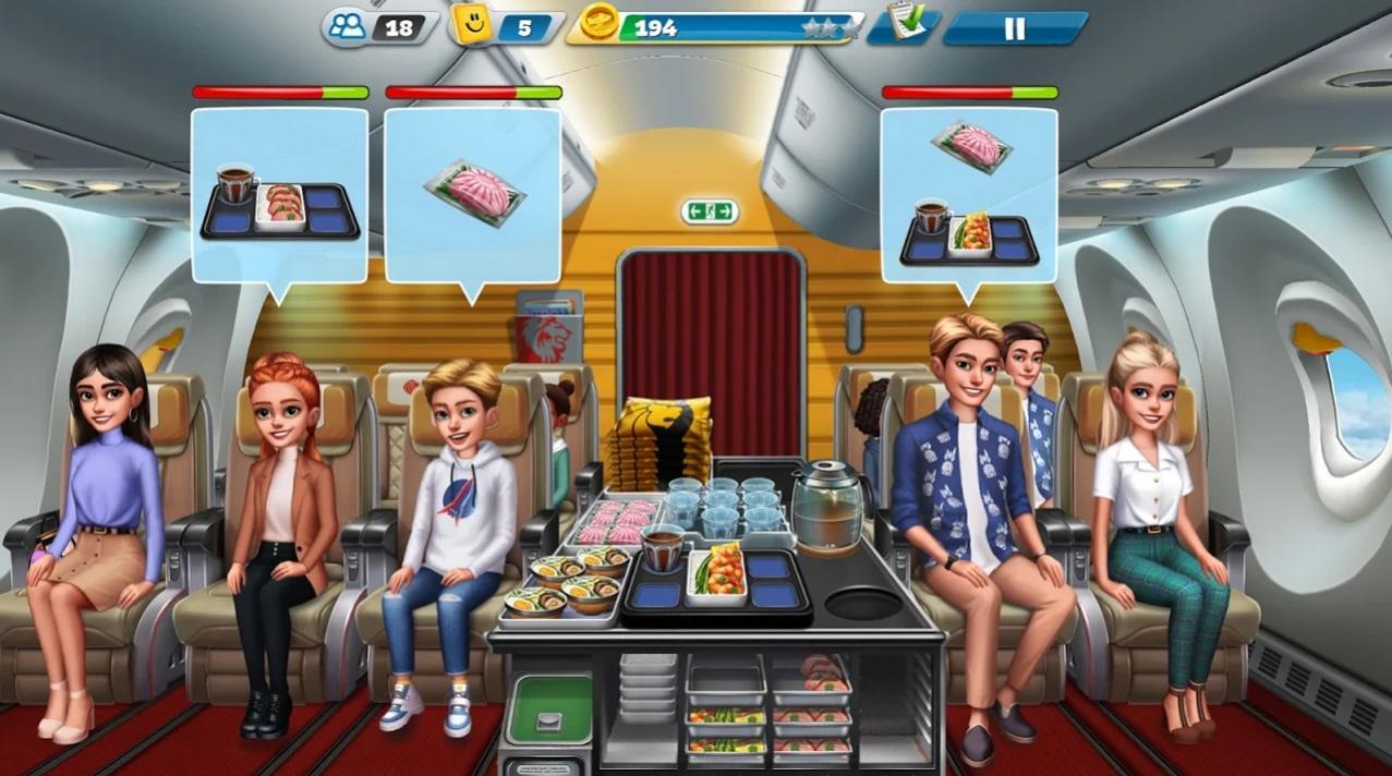 Аэрокухня на Андроид