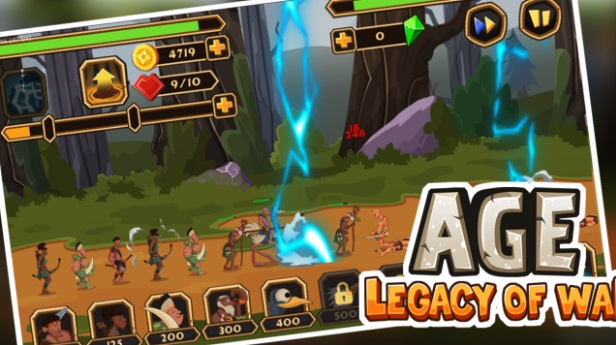 Knights Age: Heroes of Wars на Андроид