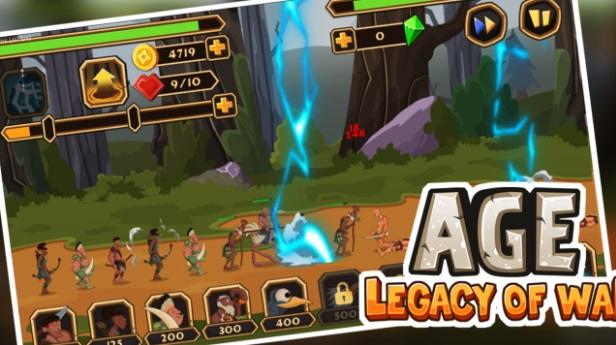 Knights Age: Heroes of Wars на Андроид