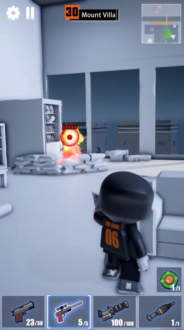 Agent Bone на Андроид