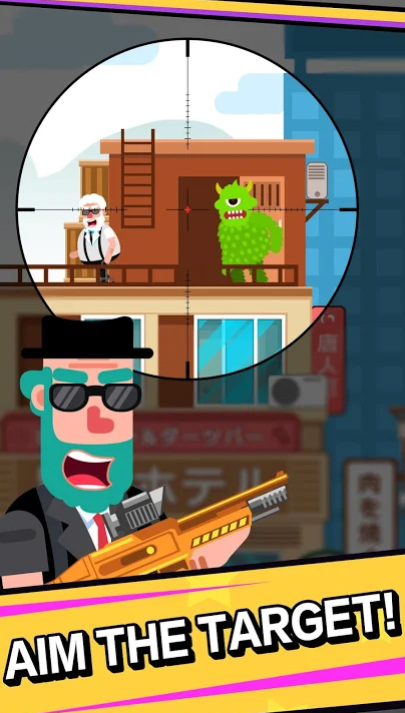 Agent Legend - Legendary Sniper 2020 на Андроид