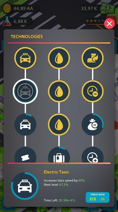 Airport Inc. - Idle Airport Tycoon Game на Андроид