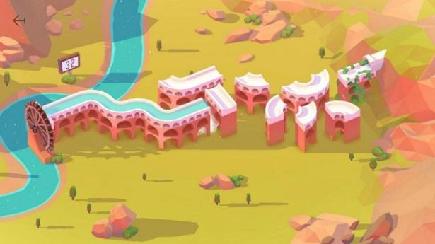 Акведуки на Андроид