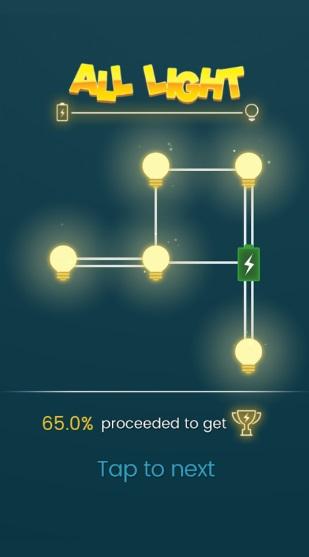 All Light: Link Bridge Puzzle на ПК