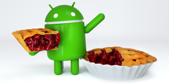 android-pie-logo