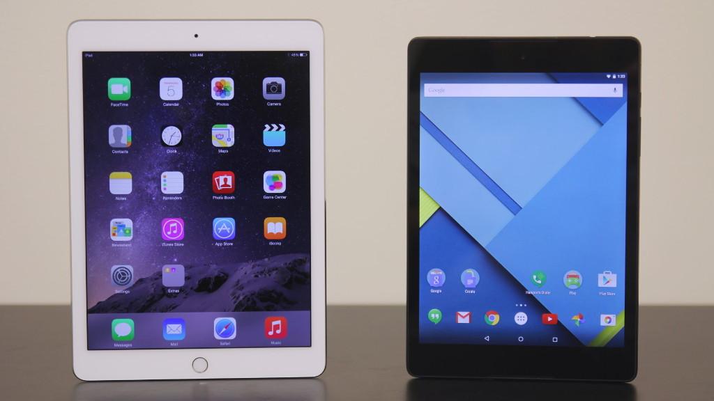 Какой планшет iPad или Android лучше?