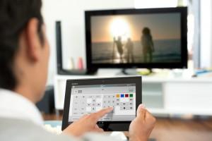 Как управлять телевизором с планшета Android?
