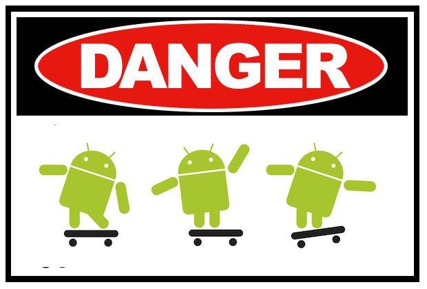 Почему планшет пишет угроза безопасности?