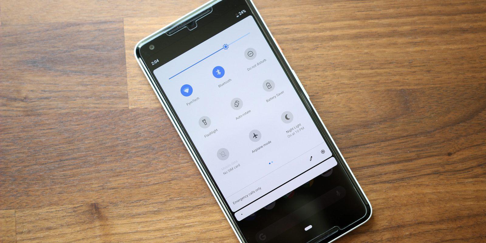 Android P Developer Preview 5 уже доступен для загрузки