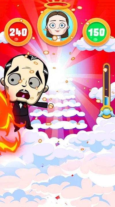 Angle Or Devil: Doomsday Judgement Game на Андроид