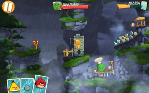 Angry Birds 2 для планшетов Android