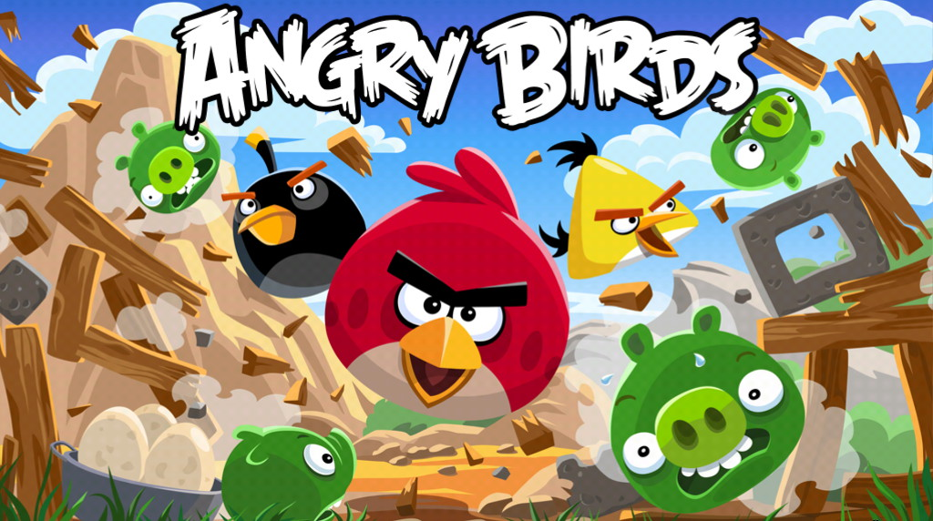 Angry Birds: Space (2012) Android › Торрент