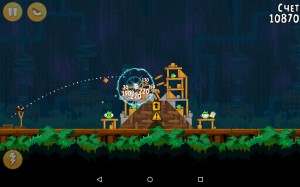 Angry Birds для планшетов Android
