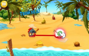 Angry Birds Epic для планшетов Android
