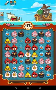 Angry Birds Fight для планшетов Android