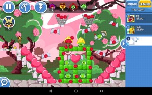 Angry Birds Star Friends для планшетов Android