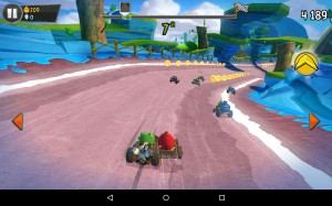 Angry Birds Go! для планшетов Android