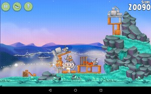 Angry Birds Rio для планшетов Android