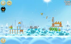 Angry Birds Seasons для планшетов Android