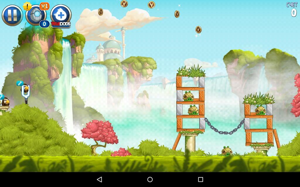 Angry Birds Star Wars 2 (Полная версия игры 191)