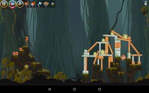 Angry Birds Star Wars для планшетов Android