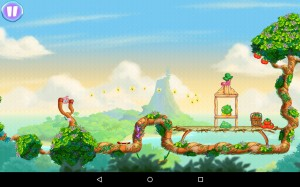 Angry Birds Stella для планшетов Android