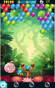 Angry Birds Stella POP для планшетов Android