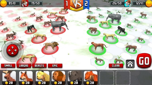 Animal Kingdom Battle Simulator 3D на ПК