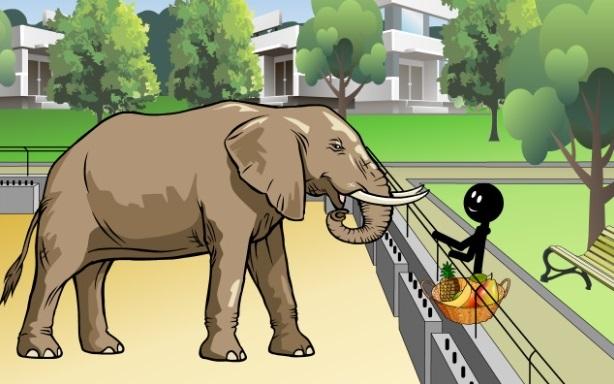 Stickman mentalist: Animals Killer на Андроид