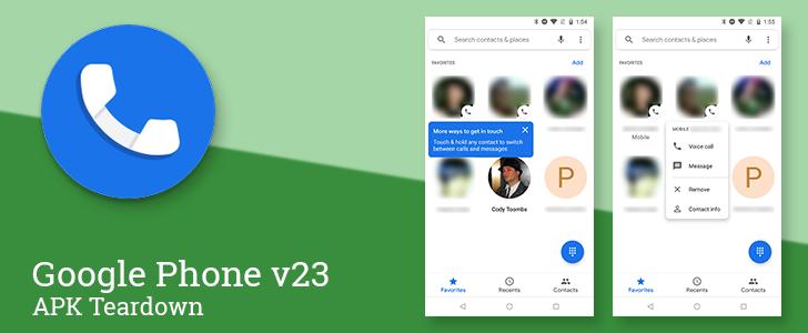 Приложение «Телефон» от Google теперь выполнено в Material Design 2
