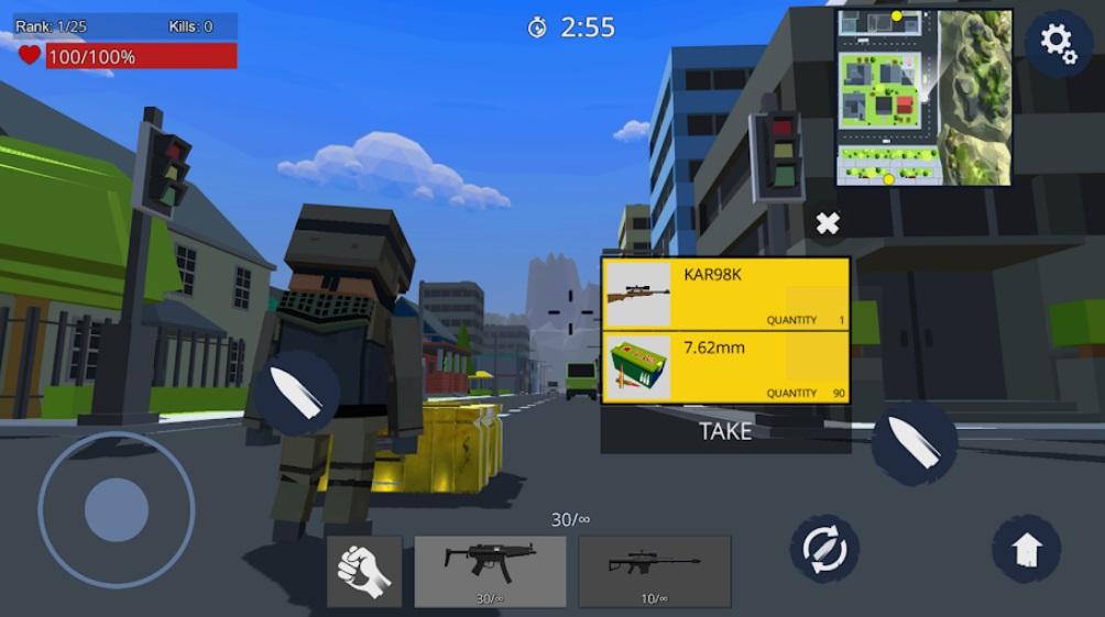 Apex Royal Battle на Андроид