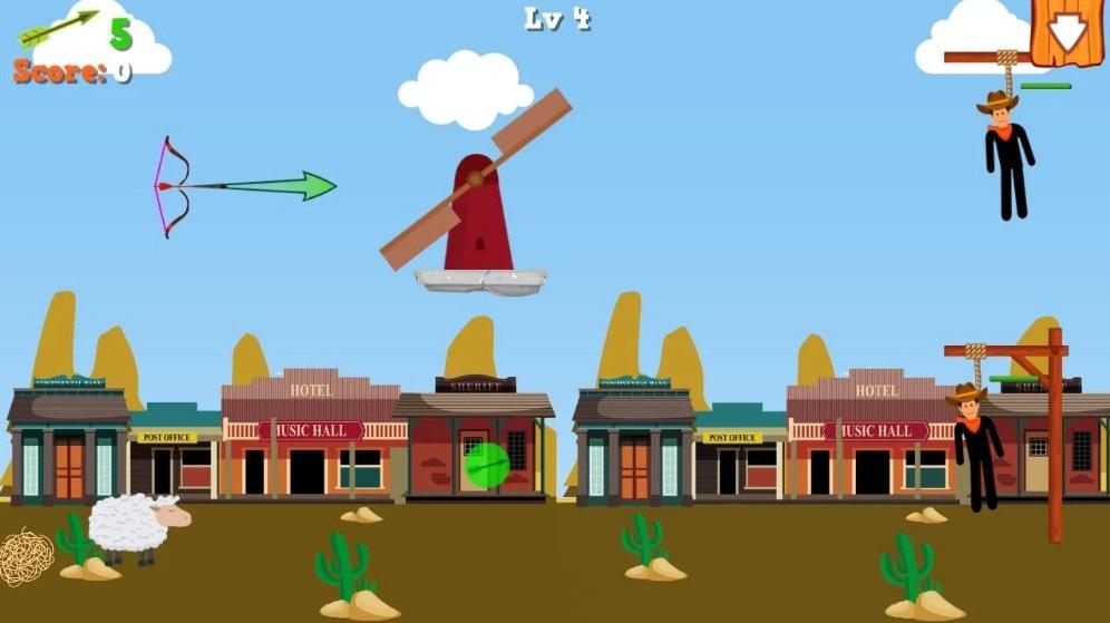 Archery Game на Андроид