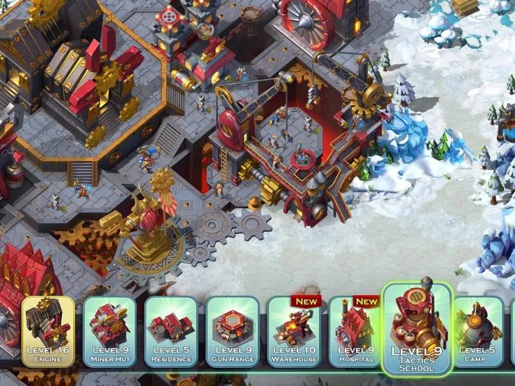 Art of Conquest: Гнев Нерокла на Андроид