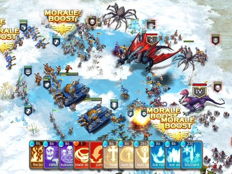 Art of Conquest: Гнев Нерокла на ПК